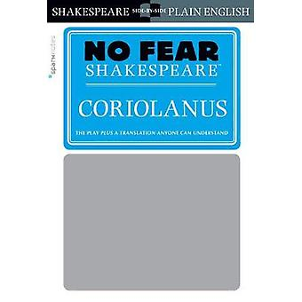 Coriolanus by SparkNotes - 9781454928034 Book
