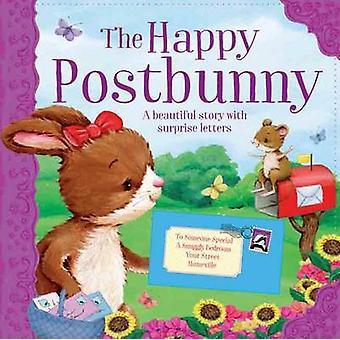 The Happy Postbunny - 9781781970935 Book