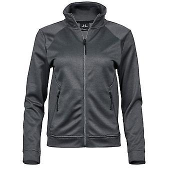 Tee Jays Womens/Ladies Performance Zip Sweat Jacket