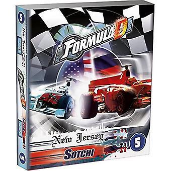Formula D Expansion 5 New Jersey and Sotchi
