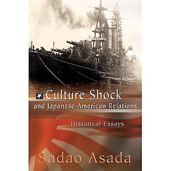 Kulturchock och japansk-amerikanska förbindelserna: historiska essäer