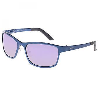 Rasse-Hydra-Aluminium polarisierten Sonnenbrillen - blau/lila