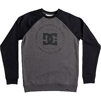 DC Reconstruit 2 Sweatshirt à Charcoal Heather