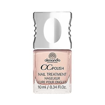 Alessandro Colour And Care Nail Treatment - Latte Macchiato CC Polish 10mL
