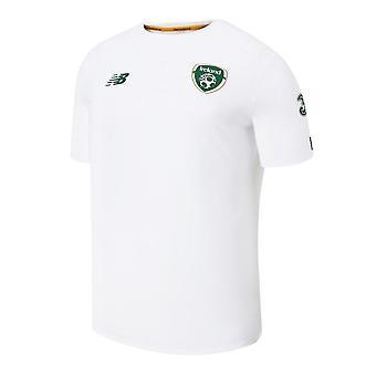 2019-2020 Ireland Pre Game Jersey (White) - Kids