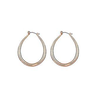 Jewelcity Sunkissed Womens/Ladies Water Drop Earrings