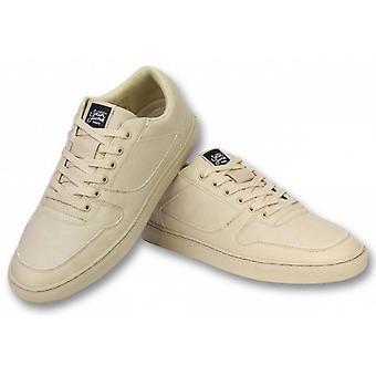 Shoes - Sneaker Seed Essential - Beige