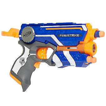 New Nerf N-Strike Firestrike Blaster Gun Toys Games Blue