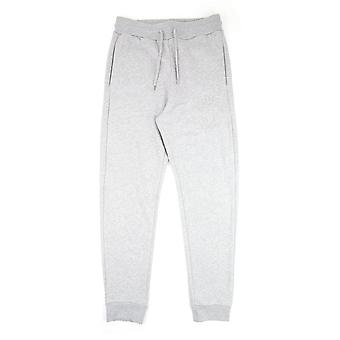 Love Moschino Embossed Peace Logo Tracksuit Pants Grey