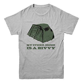 Officiell hooked-Fishing T-shirt-mitt andra hem