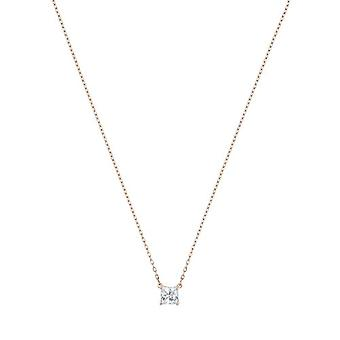Swarovski Gold vergoldet Anhänger Halskette - 5510698