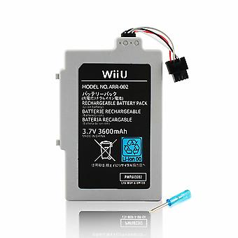 Battery for Nintendo Wii U 3600mah