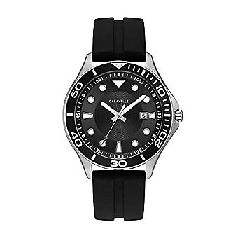 Bulova Clock Man Ref. 43B154