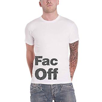 Factory 251 FAC Off new Official Mens White T Shirt