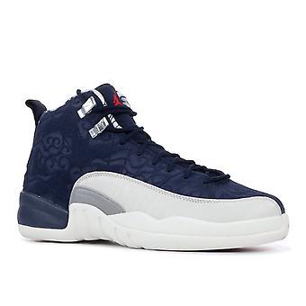 Air Jordan 12 Retro Prm (Gs) - Bv8017-445 - Shoes