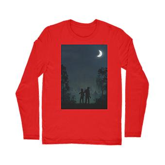 The last of us classic long sleeve t-shirt
