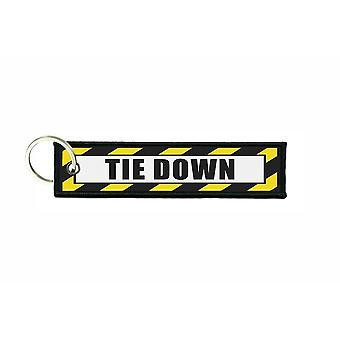 Door leads aviation keychain car crew plane tie dow, driver