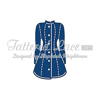 Tattered Lace Bella's Coat D717 Stephanie Weightman