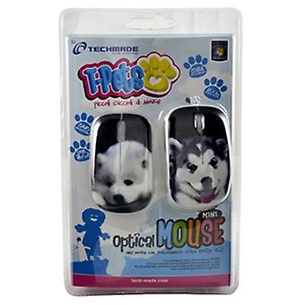 T-Pets Official Polo Mini Optical Computer Mouse