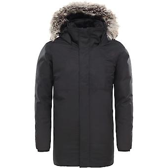 North Face Girl's Arctic Swirl Jacke - TNF Schwarz X3