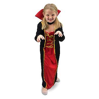 Vexing Vampire Children's Costume, 10-12