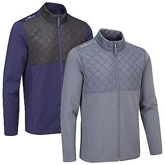 Stuburt Mens Response Windproof DRI-Back Insulated Breathable Padded Jacket