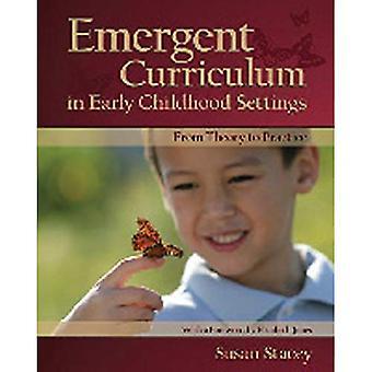 Opkomende Curriculum in voorschoolse instellingen: From Theory to Practice
