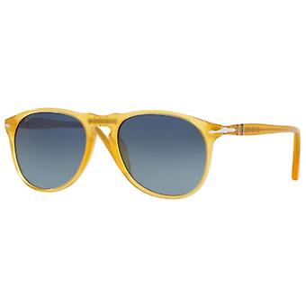Persol 9649S Yellow Blue Polarized Degraded