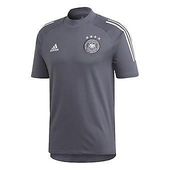 2020-2021 Duitsland Adidas training Tee (Onix)
