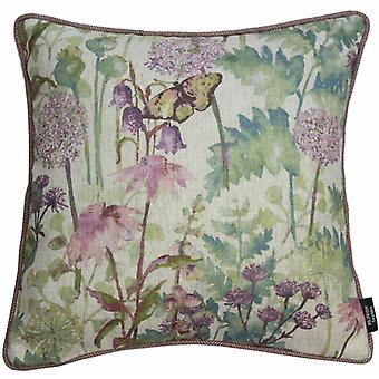 Mcalister textiles wildflower pastel coussin violet
