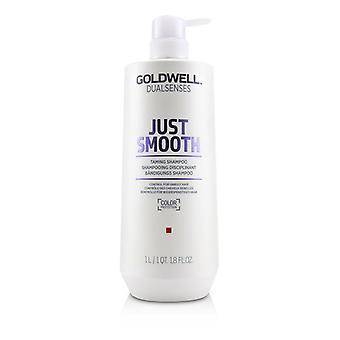 Dual Senses Just Smooth Taming Shampoo (control For Unruly Hair) - 1000ml/33.8oz