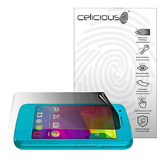 Celicious Privacy 2-Way Landscape Anti-Spy Filter Screen Protector Film Compatible with BLU Dash L3