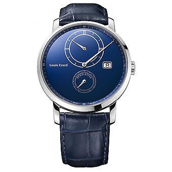 Louis Erard 86236AA25. BDC555 Edição Limitada Excellence Collection Wristwatch BDC555