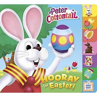 Hooray for Easter Peter Cottontail by Linda Karl