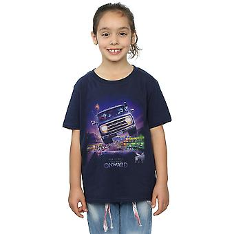 Disney Girls Onward Gwniver juliste T-paita