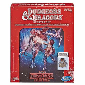 Dungeons & Dragons Stranger Things Edition RPG Start Set