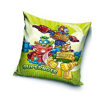 Super Zings Superbots gefüllt Kissen
