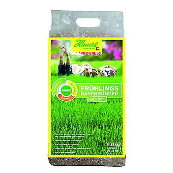 HAUERT Progress Spring Lawn Fertilizer, 5 kg