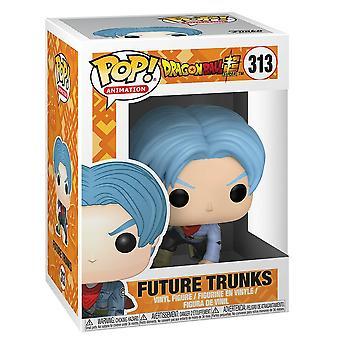 Funko Pop! Vinyl Dragon Ball Super Zukunft Trunks Figur #313
