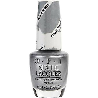OPI Color Paints - Silver Canvas Undercoat