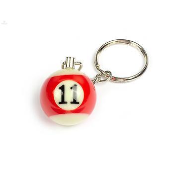 Keychain/Key Chain billiard Ball (NO #11)