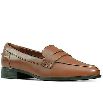 Clarks Hamble Dame Loafers