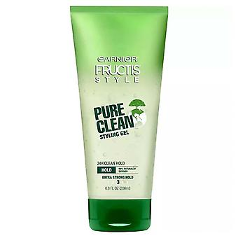 Garnier fructis style pure clean styling gel, 6.8 oz