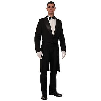 Bristol Novelty Unisex Adults Tuxedo Costume