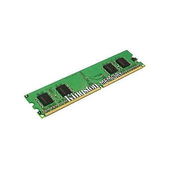 Kingston PC2-3200 RAM Uitbreiding, Niet-ECC, 400 MHz, 240 Polen, DDR-SDRAM, 256 MB