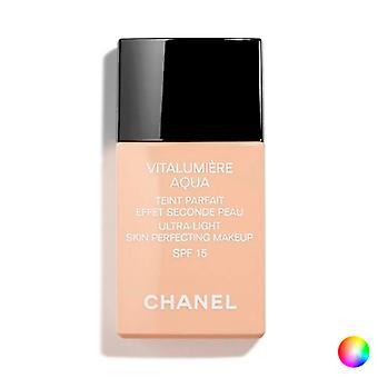 Liquid Make Up Base Vitalumière Aqua Chanel/20 - beige 30 ml