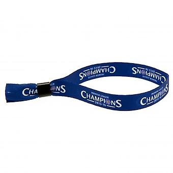 Leicester City Festival Wristband Champions