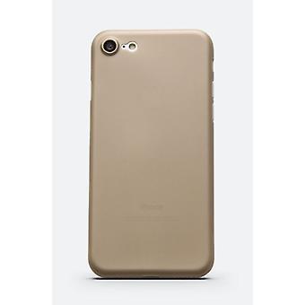 Thin golden case - iPhone SE (2020)