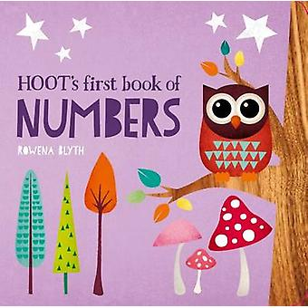 Hoot's First Book of Numbers by Rowena Blyth - Rowena Blyth - 9781910