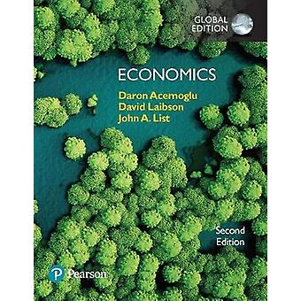 Economics - Global Edition by Daron Acemoglu - 9781292214504 Book
